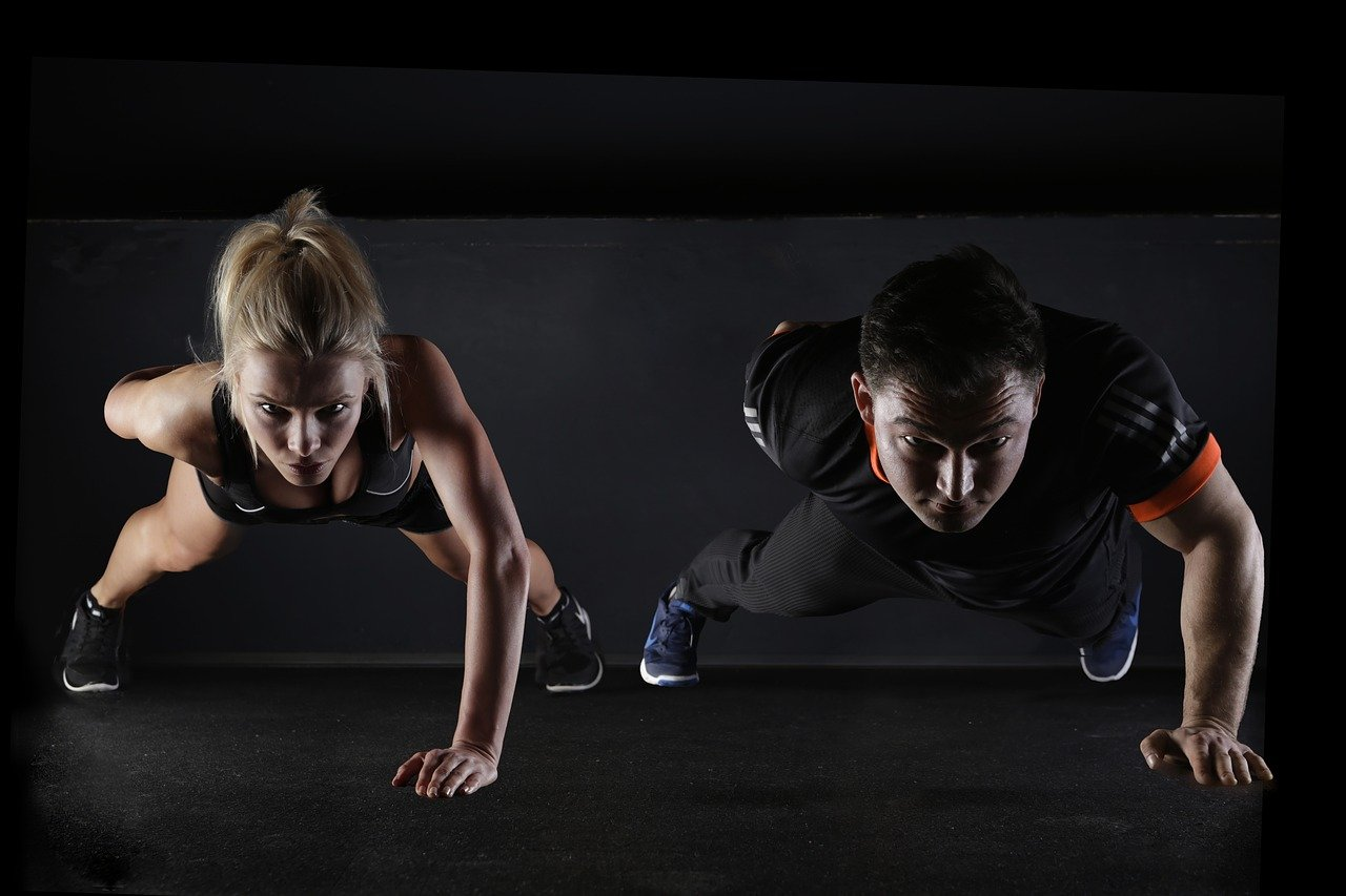 Personal trainer Eindhoven